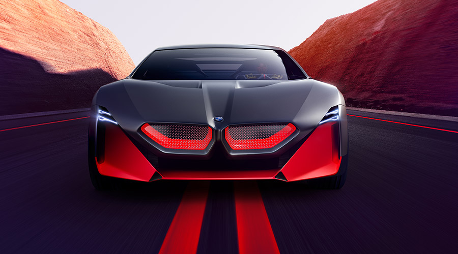 The Future of Driving Dynamics at BMW