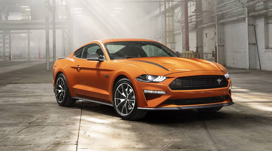 Ford Mustang High Performance 2.3L introduces more capable Ford Performance-developed turbocharged powertrain, bespoke styling and cabin treatments