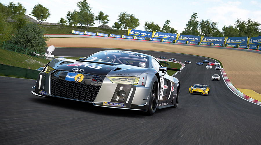Michelin to Mark Playstation's Gran Turismo Sport Even More Gripping for Gamers