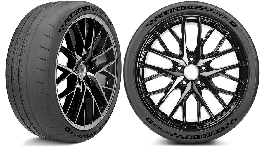 The New MICHELIN Pilot Sport Cup2 R tyre