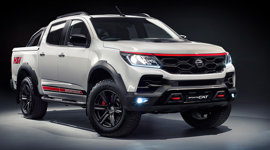 HSV Releases Limited Edition SportsCat 4×4