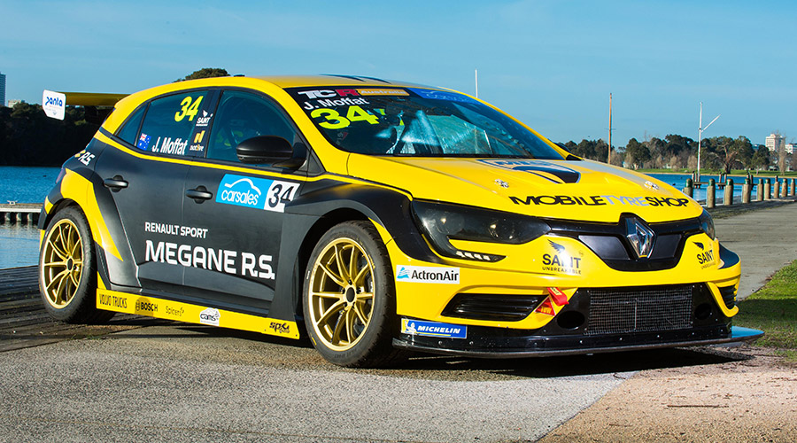 Renault Australia Joins Forces with Garry Rogers Motorsport