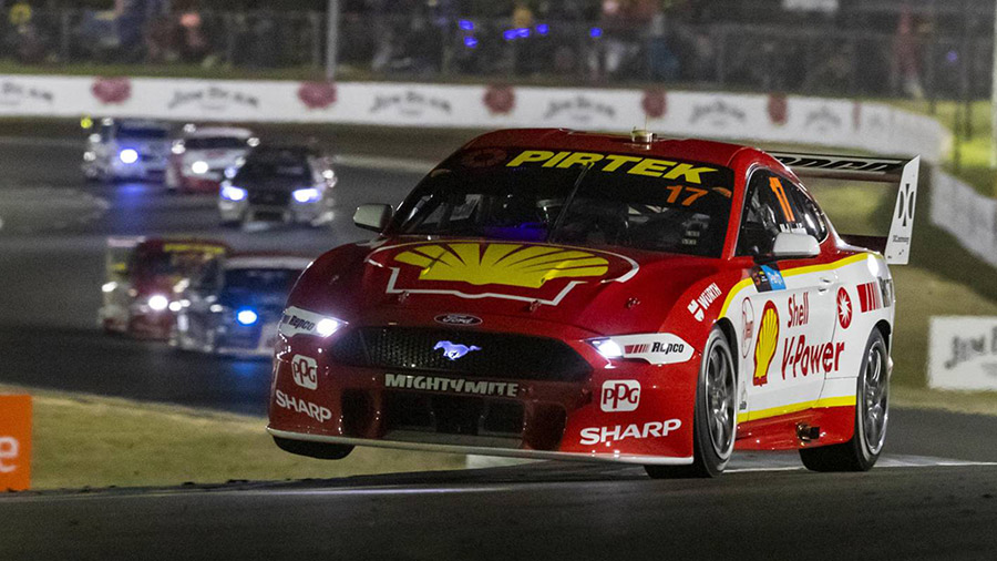 Ford Performance Mustang Supercar takes definitive victory at Perth SuperNight