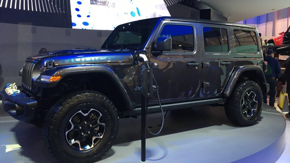 new jeep wrangler 2021 plugin uncovered  benzina  benzina