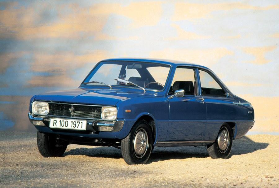 100 years of Mazda