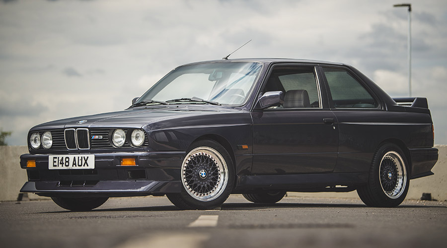 Rare BMW E30 M3EVO II In No Reserve Auction